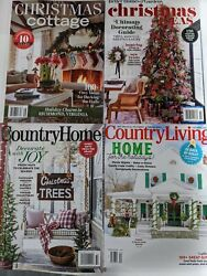 Cottage Journal Christmas Cottage Christmas Ideas Country Home Country Living $21.99