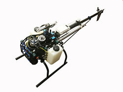 Copterworks AF30 Twin Cylinder 80cc Unmanned RC Helicopter Industrial Drone $7500.00