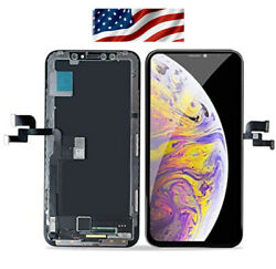 iPhone 11 PRO X XR XS Max OLED LCD Touch Screen Digitizer Replacement Lot OEM $68.99