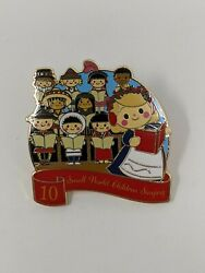Small World 12 Days Of Christmas Holiday 2020 LR Mystery Box Disney Pin $17.99