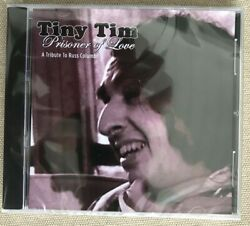 TINY TIM PRISONER OF LOVE a tribute to Russ Columbo CD NEW factory sealed $7.00