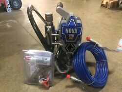 Graco Ultimate Nova Ultra 390 PC Stand 826195 or 17C310 Graco New Gun amp; Hose $684.00