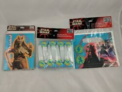 Party Express Star Wars Episode I Birthday Party Favor Pack #4 $9.15