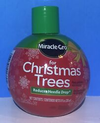 Miracle Gro Christmas Tree Hydration amp; Food 8 OZ Reduces Needle Drop $10.99