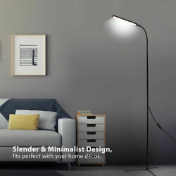 Adjustable LED Floor Light Reading Standing Lamp for Sewing Painting Piano $36.38