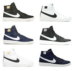 Nike Court Royale 2 Mid Top Men#x27;s Sneakers Casual Retro 80#x27;s Shoes NIB 2020 $69.99