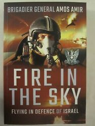Fire in the Sky Flying in Defence of Israel $23.99