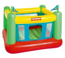 Fisher Price Bouncesational Bouncer Bounce House with Built In Pumpamp;Pool $90.00