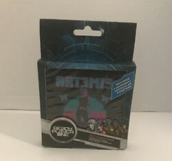 Ready Player One 3D Lenticular Coasters by Paladone Set of 4 NEW $9.98