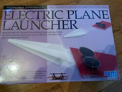 Electric plane launcher New educational toy $17.50