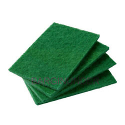 4 20 PC Large Kitchen Dish Bowl Scouring Scrub Cleaning Pad Premium Heavy Duty $6.99