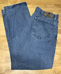 Wrangler Five Star Mens#x27; Relaxed Fit Denim Jeans 32x31 W976DS2 $16.02