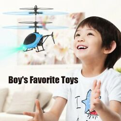 Mini Drone RCHelicopter Funny Aircraft Quadcopter Small drone Toys for Kids Gift $10.98