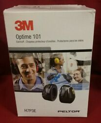 3M Optime 101 H7P3E Peltor Earmuffs for Hard Hats Noise Reduction Rating 24 dB $19.95