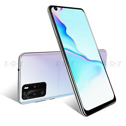 2021 Android 9.0 Cheap Unlocked Cell Phone Smartphone Dual SIM Quad Core Phablet $74.69