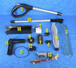 SHARK V2945Z Rechargeable Floor and Carper Sweeper Vacuum Replacement Parts $17.98