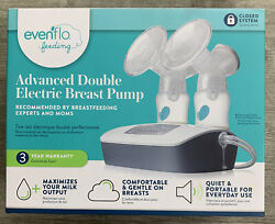 Evenflo Advanced Double Electric Hospital Strength Breast Pump 2951 $49.99