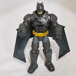 Batman Toy Figure 12 Inch Wings Flap With Back Switch $18.99