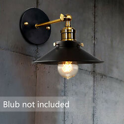 Industrial Wall Sconce Lamp Vintage Modern Wall Lights Fixtures Indoor Wall Lamp $36.01