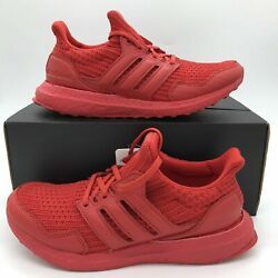 adidas Ultraboost DNA Samp;L Lush Red FX1334 Running Shoes NEW Women#x27;s Multi Size $109.77