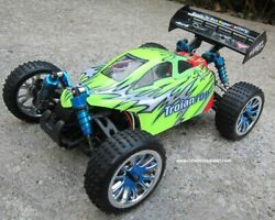 RC Brushless Electric Buggy Car 1 16 Scale LIPO TOP 4WD RTR 18504 C $185.97