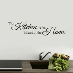 The Kitchen Home Decor Wall Sticker Decal Bedroom Removable Vinyl Art Mural $5.49