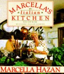 Marcella#x27;s Italian Kitchen by Marcella Hazan 1986 Hardcover $8.00