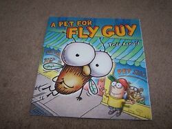 Fly Guy Ser.: A Pet for Fly Guy by Tedd Arnold Picture Book $5.25