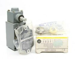 *New* Allen Bradley Oil Tight Limit Switch 802T NX24 $49.95