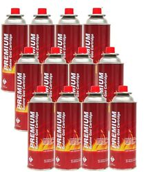 New Butane Fuel Gas Canister Portable Camp Camping Stove Cartridge 1 24 Cans lot $29.99