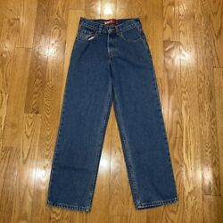 Levis 550 Jeans Boys 12 Slim New With Tags $13.97