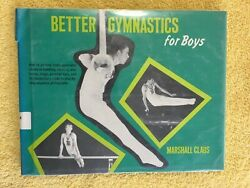 Better Gymnastics for Boys by Marshall Claus HC G $14.99