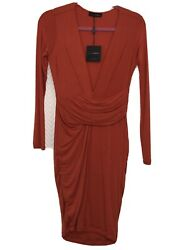 Jluxlabel Orange Dress