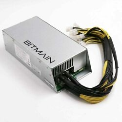 APW3 Bitmain Power Supply Antminer 12V 1600W PSU USA OEM $84.99