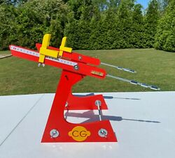 RC Plane Center of Gravity Ball Bearing CG Balancer Tool Gorgeous Red $120.00