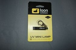 Loon Outdoors UV Mini Lamp New in Package $9.99