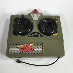 Air Hogs Helicopter Remote Control Controller 2006 Military Khaki Green $9.99