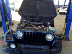 Console Front Floor With Subwoofer Fits 03 05 WRANGLER 4910471 $192.49