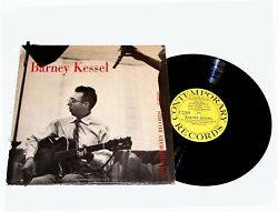 Barney Kessel Modren Jazz Contemporary Mono LP $44.00