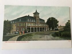 The Manisses Hotel Block Island Rhode Island RI $14.99
