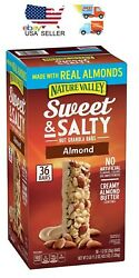 Nature Valley Sweet amp; Salty Nut Almond Granola Bars 36 ct. $17.50