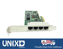 Dell KH08P Broadcom 5719 Quad Port 1GbE PCIe Network Interface Card $25.00