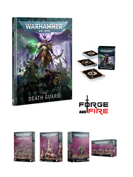Death Guard 9th Edition Codex Lord of Virulence Build Your Bundle 1 23 Famp;F $140.00
