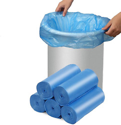 Compostable Trash Bags 13 15 Gallon Biodegradable Trash Bags Recycled Garbage $24.04