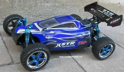 RC Brushless Electric Buggy Car HSP 1 10 Scale XSTR TOP2 LIPO 2.4G 10734 C $296.97