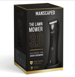 MANSCAPED The lawn mower 3.0 rechargeable wet dry hair trimmer BLACK $59.99