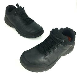 Merrell Womens Forestbound J77278 Black Hiking Mountain waterproof Shoes Size 5 $19.99
