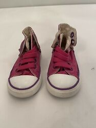 Converse Chuck Taylor All Star Toddler High Top Shoes Size 5 $15.00