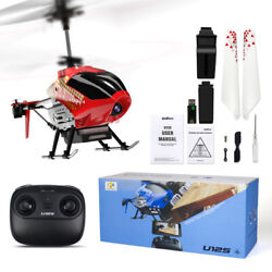 Cheerwing U12S Mini RC Helicopter Camera Remote Control Helicopter for Kids Red $35.98