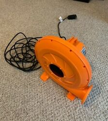 Air Blower 580W 0.8hp Blower with GFCI Plug for Inflatable Bounce House SW 3L $75.00